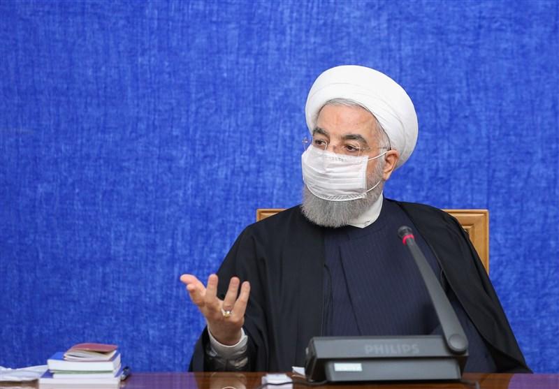 روحانی: هیچ اهمالی در جریمه متخلفان کرونا پذیرفته نیست