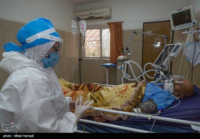زنگ خطر جدی کرونا در خوزستان به صدا درآمد/ بیمارستانهای غیرکرونایی هم در اختیار بیماران کرونایی قرار گرفتند+ فیلم