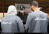 بازداشت زورگیران اتوبان تهران ـ شمال