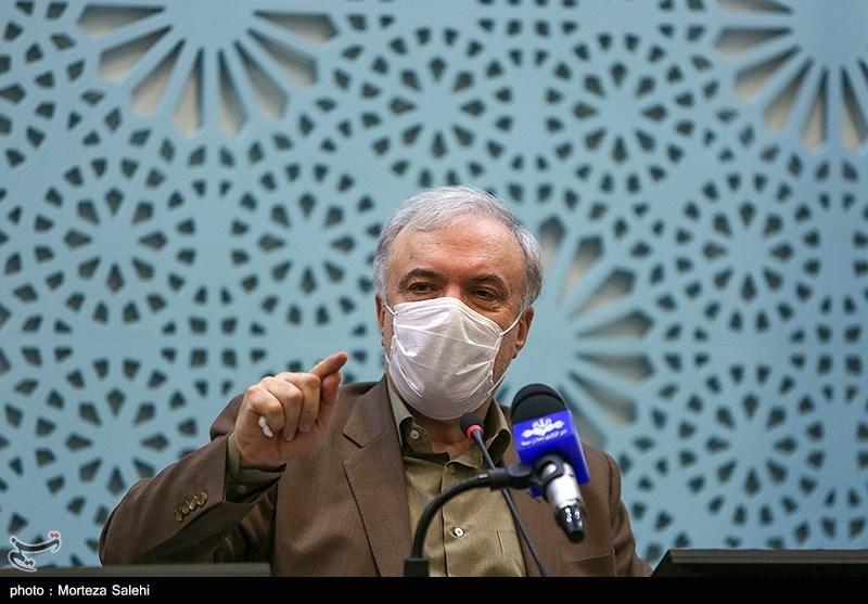 نمکی: کرونای انگلیسی هنوز به ایران نرسیده است/ گروههای هدف تزریق واکسن کرونا مشخص شدهاند