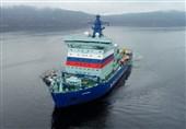 قدرتمندترین کشتی یخشکن هستهای روسیه راهی قطب شمال شد