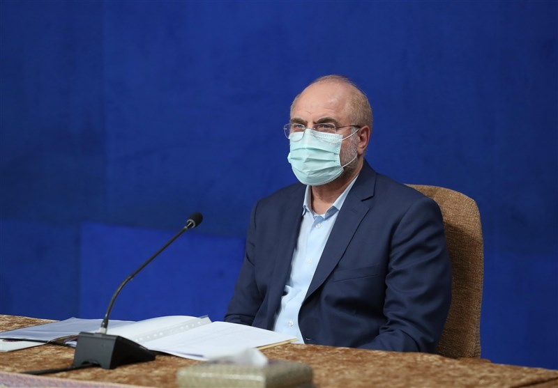 نامه قالیباف به روحانی| قانون اقدام راهبردی برای لغو تحریمها به دولت ابلاغ شد