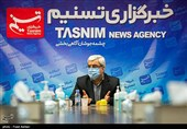 حضور معاون سیاسی وزیر کشور در خبرگزاری تسنیم