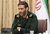 سردار محمد: سپاه پاسداران محکم در برابر جبهه استکبار ایستاده است