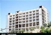 گره کور هتل صخرهای خرمآباد؛ ارادهای برای حل مشکل پروژه 21 ساله نیست+تصاویر