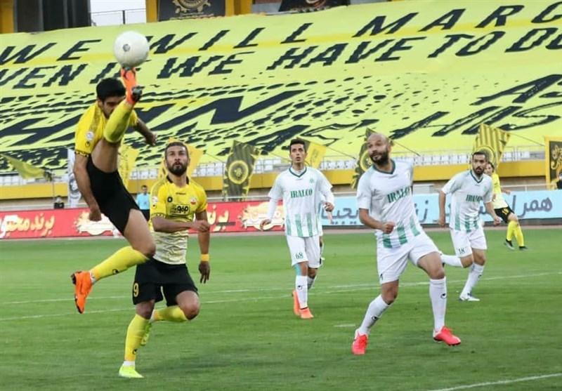 بیانیه باشگاه آلومینیوم اراک درباره اشتباهات داوری بازی با سپاهان