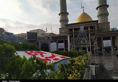 دربهای حرم حضرت عبدالعظیم الحسنی (ع) از امروز بازگشایی شد+تصویر