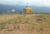 تپه نورالشهدای سوادکوه گمنام در سایه بیتدبیری مسئولان