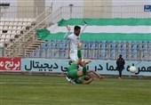 لیگ برتر فوتبال| ذوبآهن و پیکان با تساوی راهی رختکن شدند