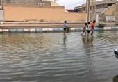 زیرساختهای شهر کرمانشاه برای دفع آبهای سطحی فرسوده است