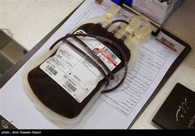اهدای خون در روزهای کرونایی - قزوین