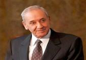 نبیه بری یبرق مهنئاً الرئیس المنتخب ابراهیم رئیسی