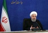 روحانی: دخلنا فی الموجة الثالثة من تفشی فیروس کورونا