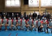 بازدید مسئولین کمیته ملی المپیک از اردوی تیم ملی بوکس/ صالحیامیری: تا بازیهای المپیک از تیم ملی بوکس حمایت خواهیم کرد