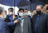 معاون وزیر راه در تنکابن: سکونتگاههای غیررسمی غرب مازندران ساماندهی میشود