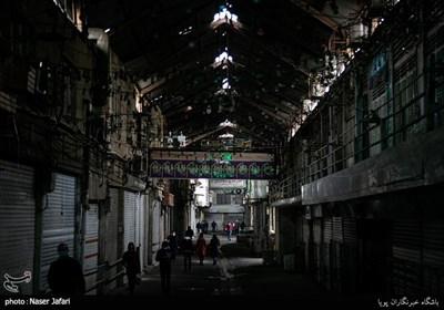 تعطیلی دوهفته ای شهر تهران-بازار بزرگ