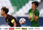 لیگ قهرمانان آسیا| برتری بیجینگ گوان برابر حریف کرهای