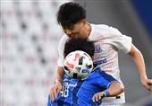 لیگ قهرمانان آسیا  پیروزی قاطع اولسان کره جنوبی