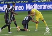 لالیگا| رئال مادرید در خانه ویارئال متوقف شد