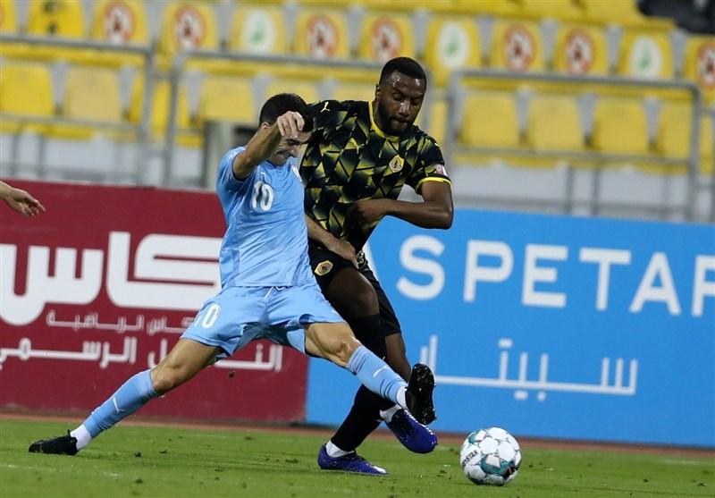 لیگ ستارگان قطر| پیروزی قطر اسسی در نخستین بازی کریمی