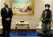 خروج از فهرست سیاه و آزادی زندانیان؛ محور گفتوگوی سران طالبان با پامپئو