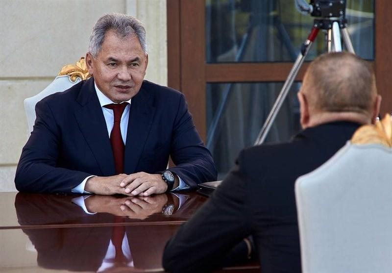 وزیر دفاع روسیه: آتشبس در قرهباغ بطور کامل رعایت میشود