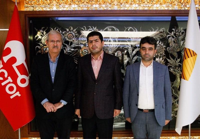 مدیرعامل جدید باشگاه تراکتور معرفی شد/ بازگشت نصیرزاده به تبریز