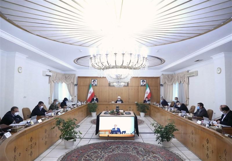 """تشکیل جلسه فوقالعاده در دولت با موضوع """"بودجه 1400"""""""