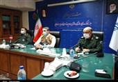 حضور رئیس سازمان بسیج سازندگی در استان مرکزی به روایت تصاویر