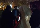 ماجرای چادرنشینی زن و مرد معتاد در جلوی بیمارستان ارومیه چه بود؟