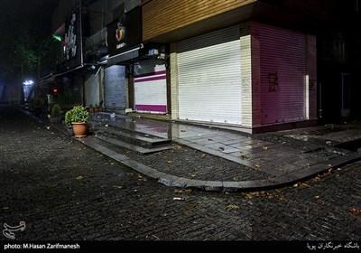 محدودیت تردد در تهران