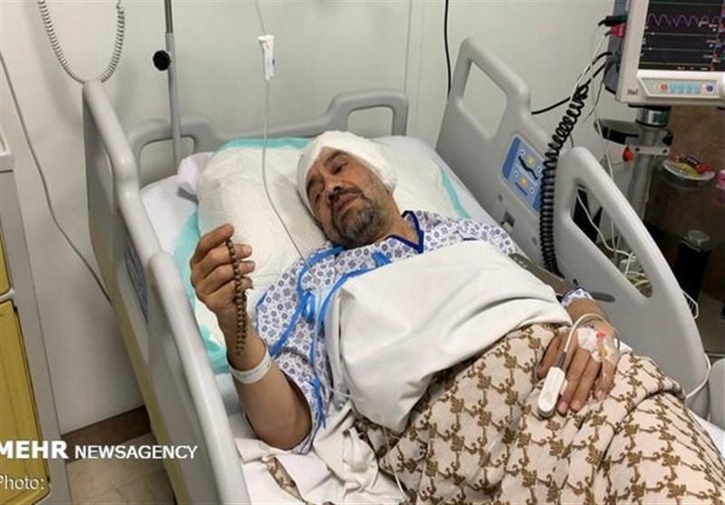 محمود کریمی تحت عمل جراحی قرار گرفت