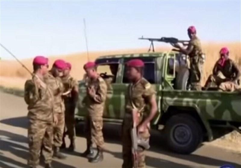 سیطره ارتش اتیوپی بر شهر ایدگاهاموس تیگرای