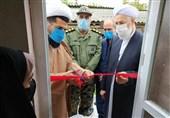 سپاه گلستان 33 واحد مسکونی ویژه محرومان را افتتاح کرد