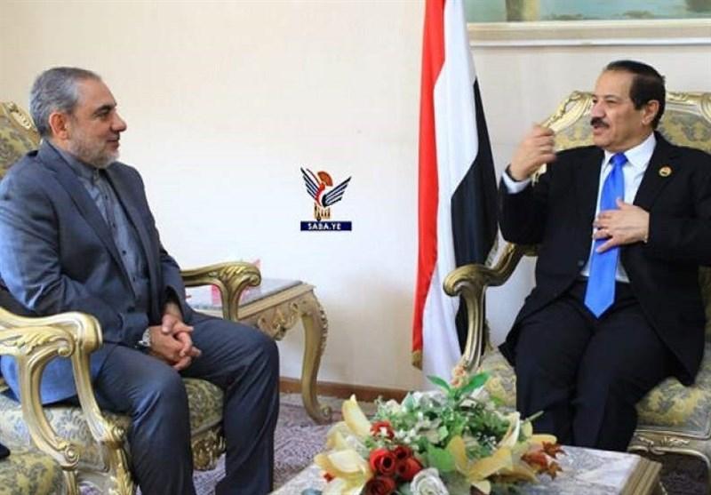 تمجید وزیر خارجه یمن از موضع اصولی ایران درباره جنگ یمن