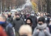 برگزاری اعتراضات ضد محدودیتهای کرونایی در شهرهای آلمان و انگلیس