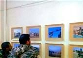 نمایشگاه عکس های ماندگار فاطمیون در سوریه+تصاویر
