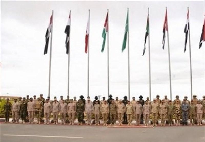 برگزاری رزمایش نظامی مشترک 6 کشور عربی در مصر
