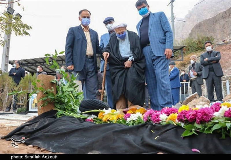 آخرین وداع با نماینده سابق ولیفقیه در استان کرمان به روایت تصویر