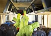"""کرونا همچنان مسافر اتوبوس های بین شهری!/اختلال در سامانه """"دولت الکترونیک"""""""
