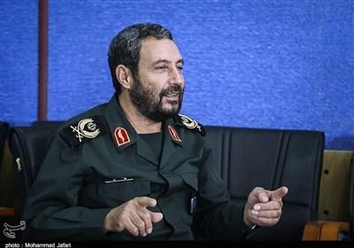 فرمانده سپاه استان زنجان: امنیت انتخابات را با قدرت برقرار میکنیم