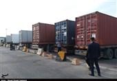 110 هزار تن کالای اساسی از گمرکات استان بوشهر ترخیص شد/ آغاز ترخیص محموله لاستیک خودروهای سنگین + فیلم