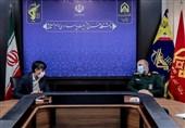 دفتر کانون بسیج اساتید دانشگاه افسری امام حسین(ع) افتتاح شد