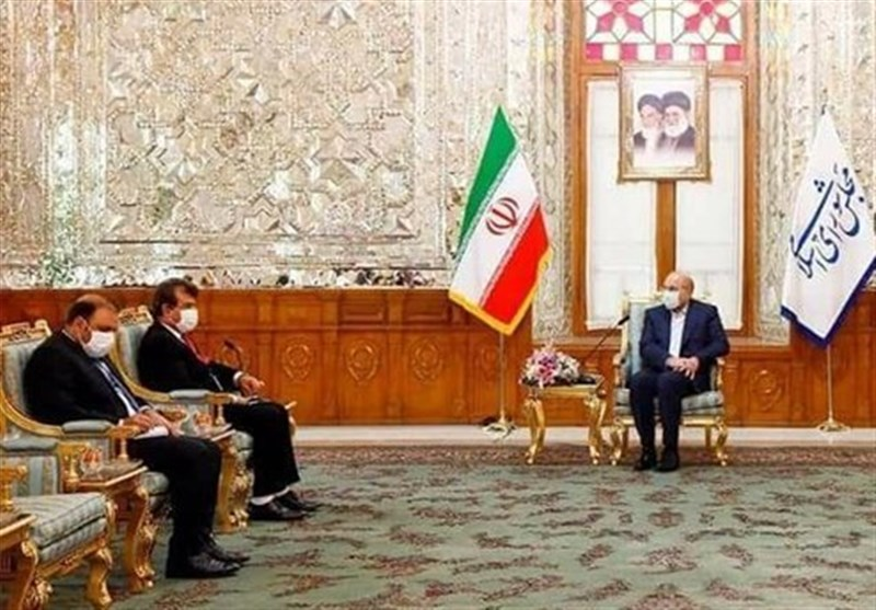 Speaker: Iran's Parliament Backs Closer Ties with Afghanistan