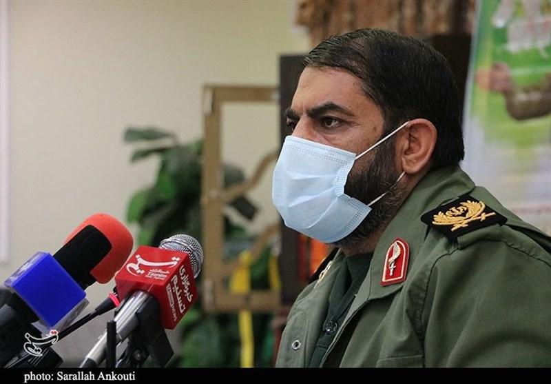 فرمانده سپاه استان کرمان: طرح شهید سلیمانی بزرگترین کمک مؤمنانه برای قطع زنجیره کرونا است