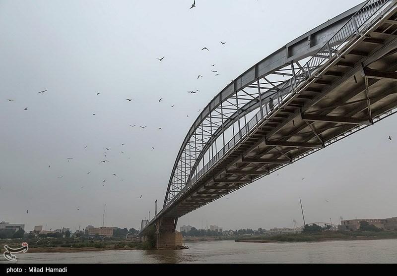 White Bridge: Arch Bridge in Iran's Ahvaz - Tourism news