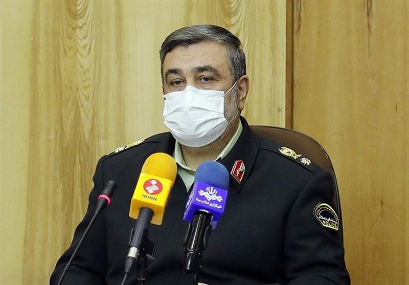 امدادرسانی پلیس در مناطق آب گرفته خوزستان/استقرار اکیپهای پلیس در مناطق آسیبدیده