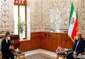 خلال استقباله السفیر الترکی ..قالیباف یؤکد ضرورة تعزیز العلاقات البرلمانیة مع دول الجوار