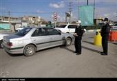 علت پیامک پلیس به رانندگانی که به مناطق زرد سفر میکنند