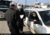محدودیتهای کرونایی تردد در جادههای کرمانشاه را 44 درصد کاهش داد/ اخطار به مخدوشکنندگان پلاک خودرو